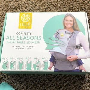 Lille Baby All Seasons Complete Carrier